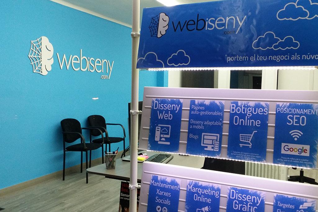Webiseny local comercial